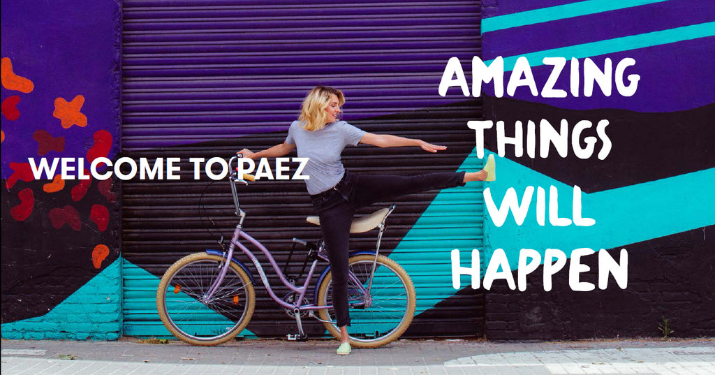 welcome to paez, amazing things will happen