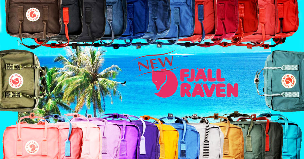 New summer Fjallraven pieces arrived! – Vintage   Contemporary Clothing  cd42574aed