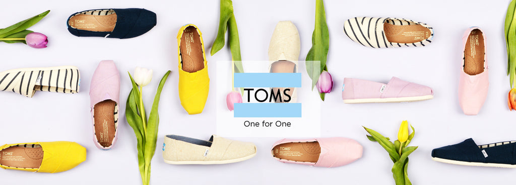 b87b9978cf The brand new TOMS collection is here! – Vintage & Contemporary ...