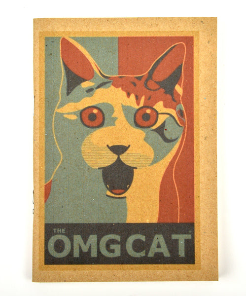 Notesz - OMG Cat
