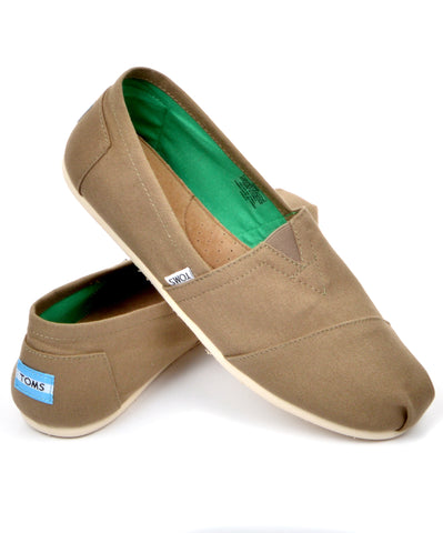 TOMS Classic - Taupe