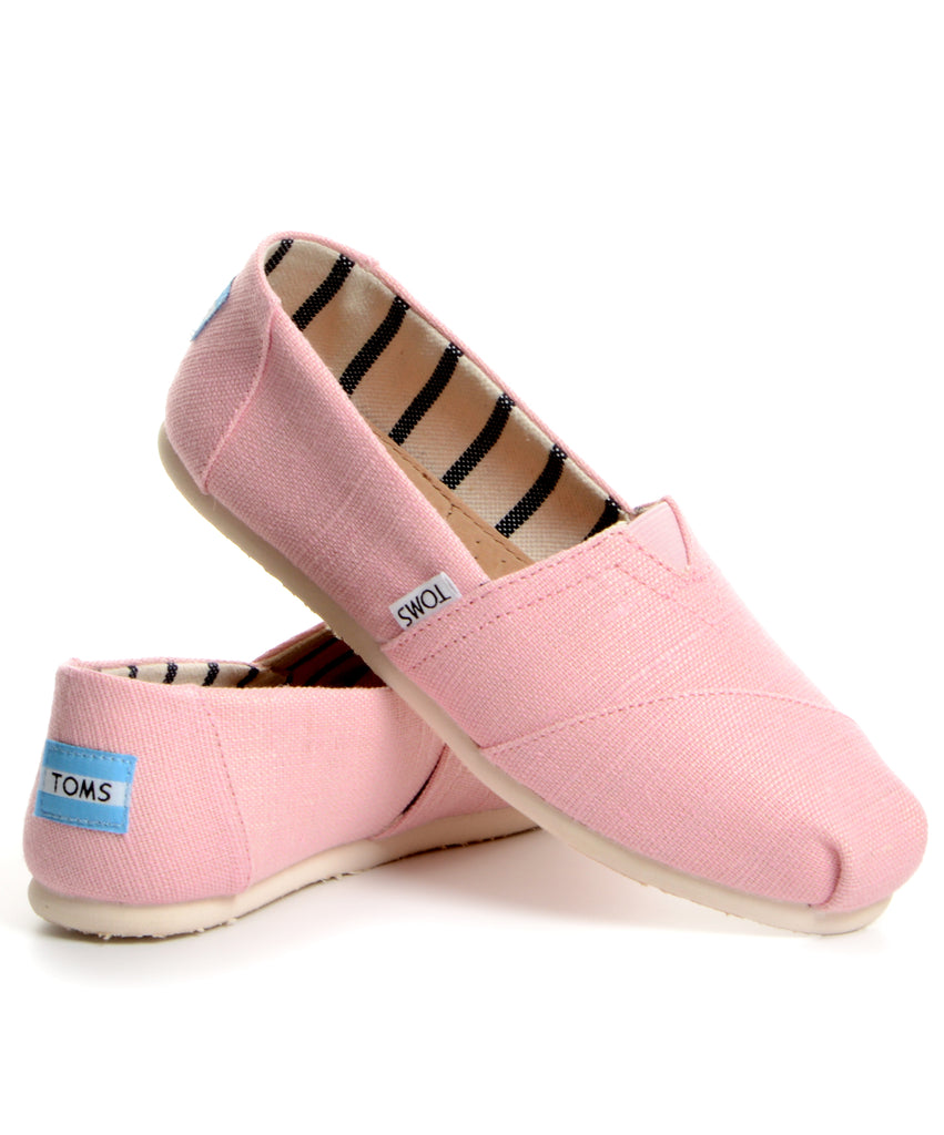 TOMS Classic - Powder Pink