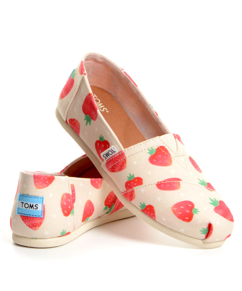 TOMS Classic - Strawberries