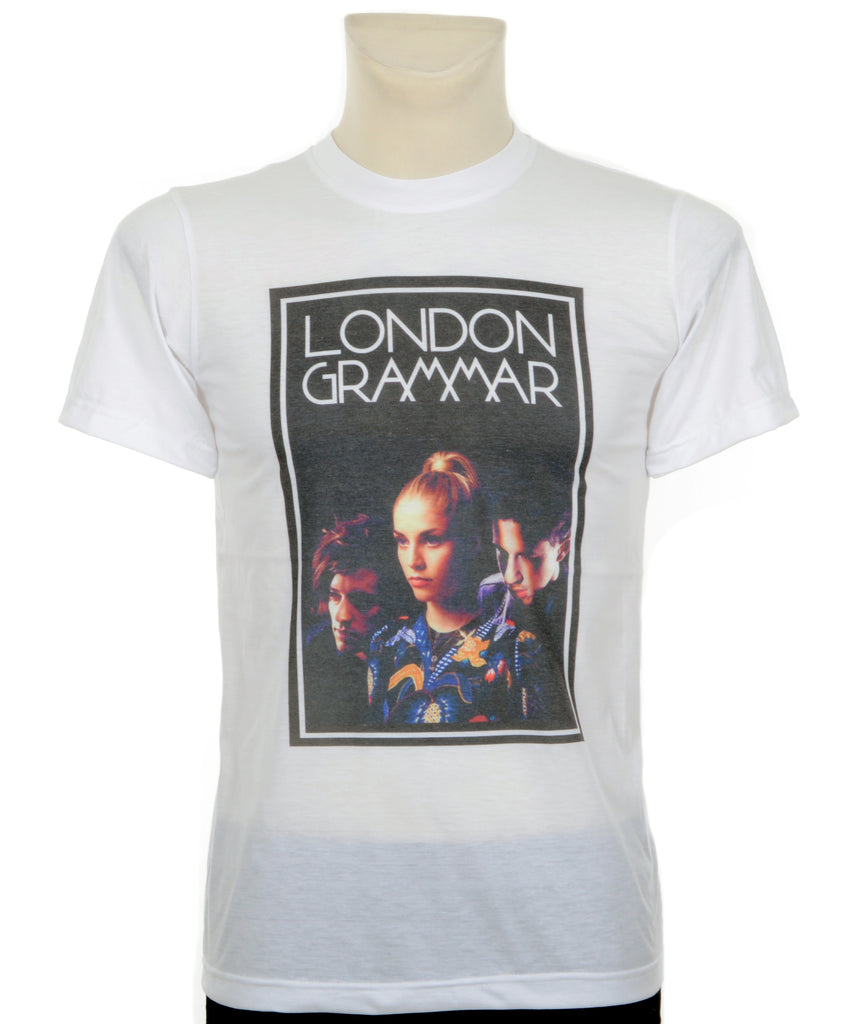 Band T-shirt - London Grammar – Vintage   Contemporary Clothing ... dd91a0ee94