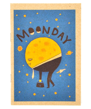 Notesz - Moonday