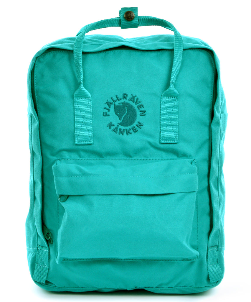 Fjallraven Re-Kanken - Emerald