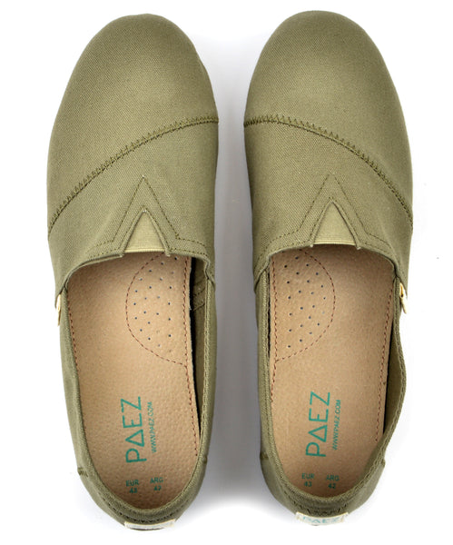PAEZ Block Color - Khaki