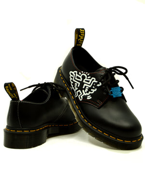 Dr Martens AirWair Keith Haring cipő