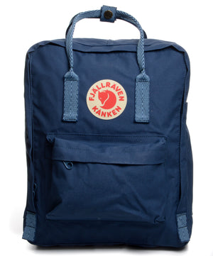 Fjallraven Kanken - Royal Blue-Goose Eye