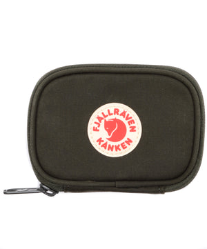 Fjallraven Kanken Card Wallet - Deep Forest