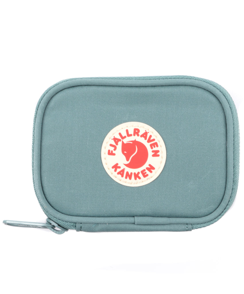 Fjallraven Kanken Card Wallet - Frost Green