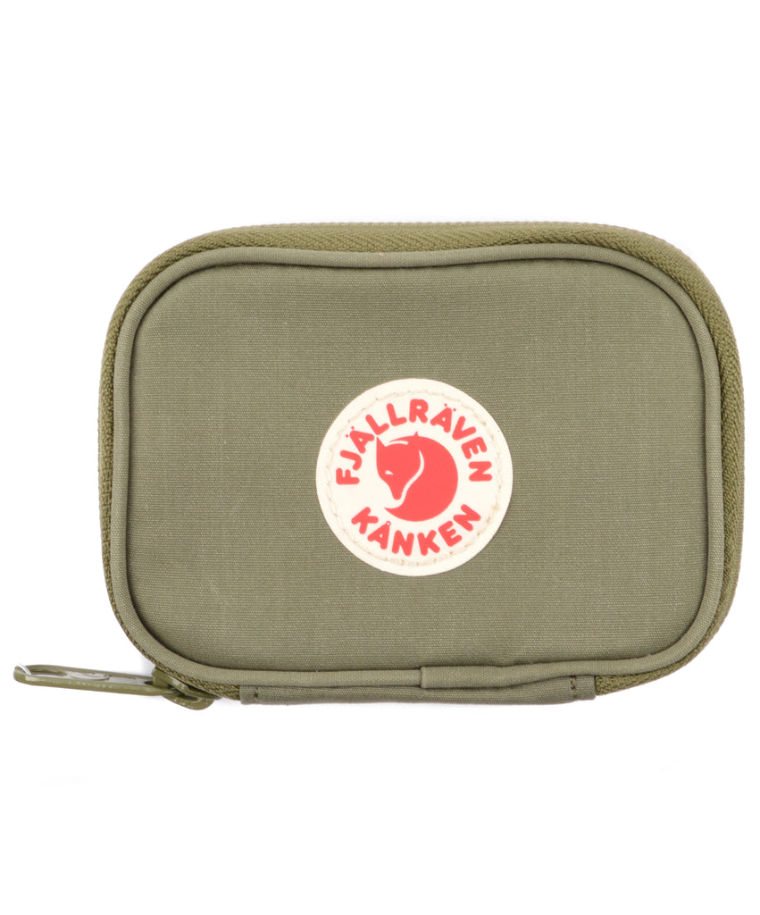 Fjallraven Kanken Card Wallet - Green