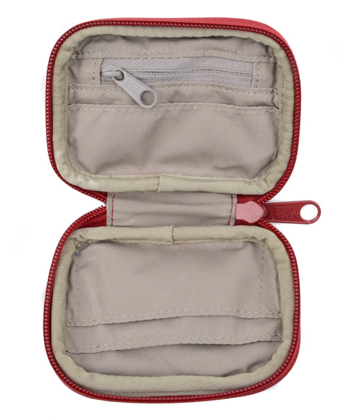 Fjallraven Kanken Card Wallet - Ox Red