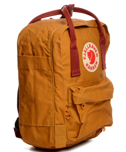 Fjallraven Kanken Mini - Acorn-Ox Red