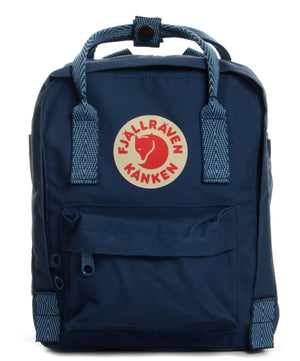 Fjallraven Kanken Mini - Royal Blue - Goose Eye