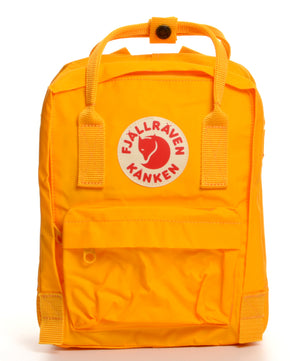 Fjallraven Kanken Mini Warm Yellow hátizsák