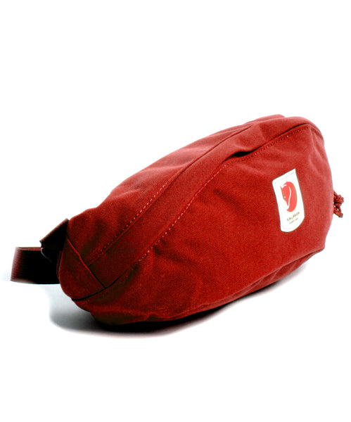 Fjallraven Ulvö Hip Pack Medium Dark Lava övtáska
