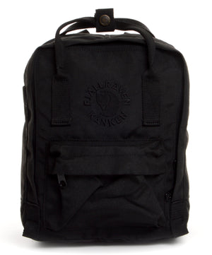 Fjallraven Re-Kanken Mini - Black