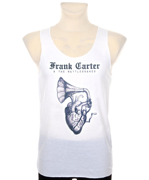 Frank Carter and the Rattlesnakes mintás unisex trikó