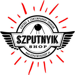 Vintage & Contemporary Clothing | Szputnyik shop