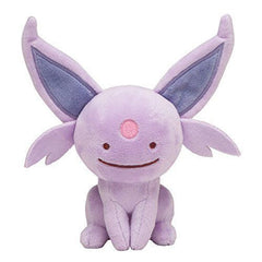 "5"" Espeon Ditto Transform Pokemon Plush - Plushie Paradise - Plush"