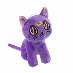 "6.7"" Sailor Moon Purple Diana Plush - Plushie Paradise - Plush"