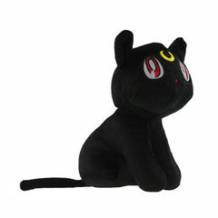 "6.7"" Sailor Moon Black Luna Plush - Plushie Paradise - Plush"