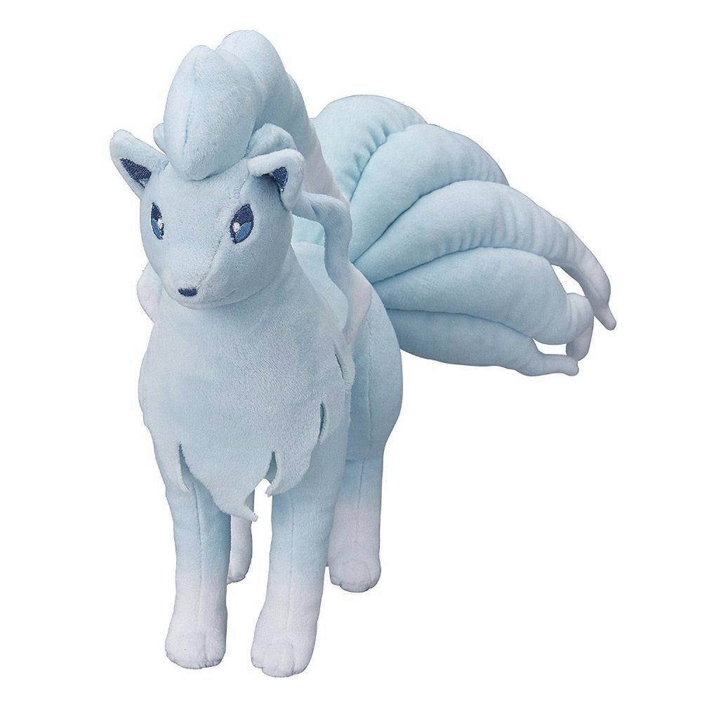 Alola Ninetales Pokemon Plush