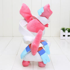 "9.4"" Sylveon Pokemon Plush - Plushie Paradise - Plush"