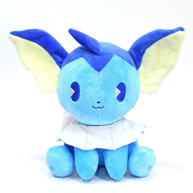 Vaporeon Pokemon Plush