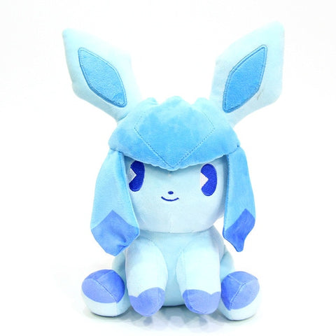 Glaceon Pokemon Plush