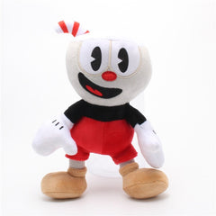 Cuphead Video Game Plush