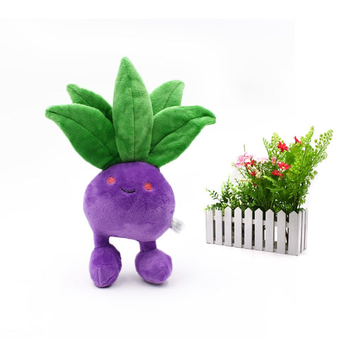 Oddish Pokemon Plush