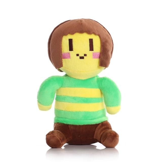 Chara Undertale Plush