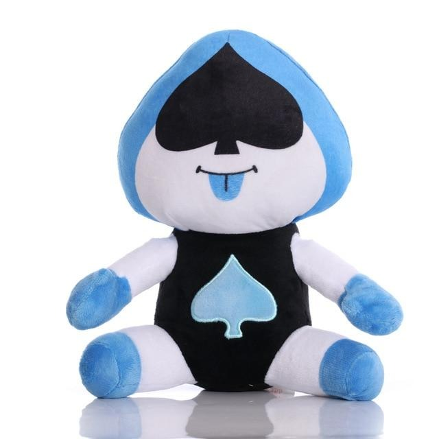Lancer Undertale Plush