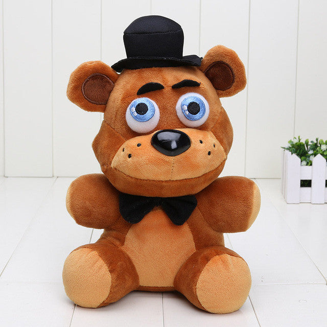 "10"" Five Nights At Freddy's Freddy Plush - Plushie Paradise - Plush"
