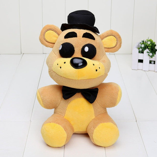 10 Five Nights At Freddys Golden Freddy Plush