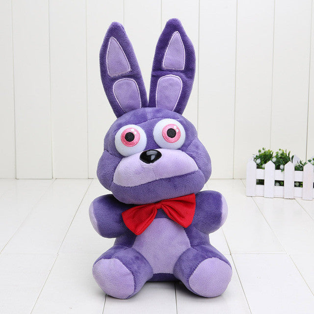 "10"" Five Nights At Freddy's Bonnie Plush - Plushie Paradise - Plush"
