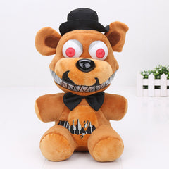 "10"" Five Nights At Freddy's Nightmare Freddy Plush - Plushie Paradise - Plush"