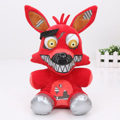 "10"" Five Nights At Freddy's Nightmare Foxy Plush - Plushie Paradise - Plush"