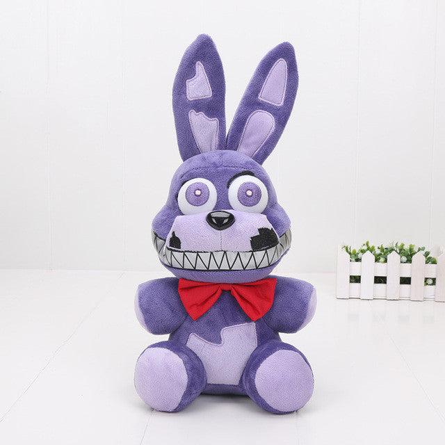 "10"" Five Nights At Freddy's Nightmare Bonnie Plush - Plushie Paradise - Plush"
