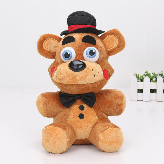 "10"" Five Nights At Freddy's Toy Freddy Plush - Plushie Paradise - Plush"