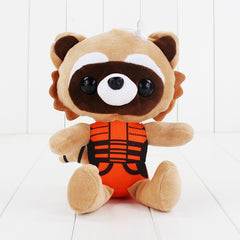 "7.8"" Rocket Raccoon Guardians of the Galaxy Plush - Plushie Paradise - Plush"