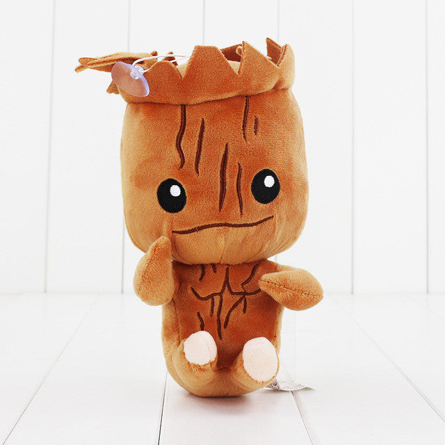 "7.8"" Groot Guardians of the Galaxy Plush - Plushie Paradise - Plush"