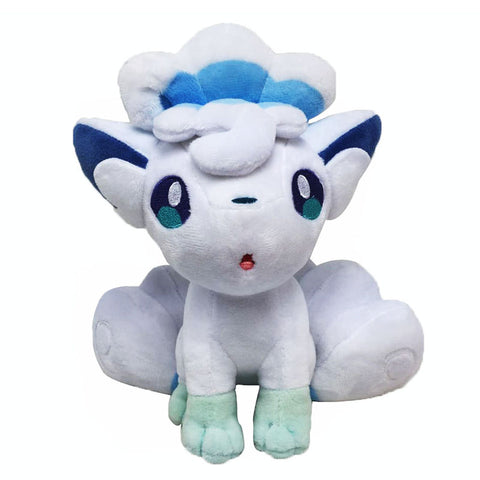 Alola Vulpix Pokemon Plush