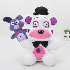 "10"" Five Nights At Freddy's Funtime Freddy Plush - Plushie Paradise - Plush"