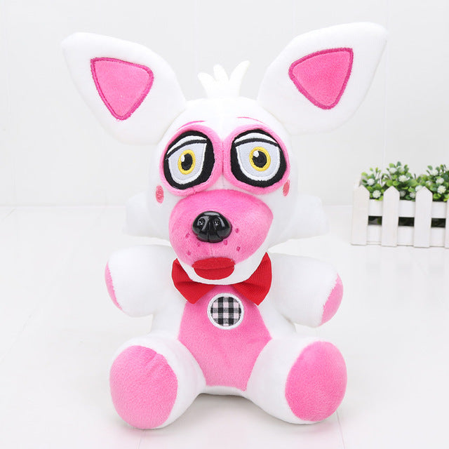 "10"" Five Nights At Freddy's Funtime Foxy Plush - Plushie Paradise - Plush"