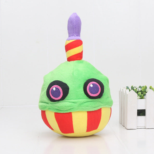 "10"" Five Nights At Freddy's Blacklight Cupcake Plush - Plushie Paradise - Plush"