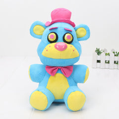 "10"" Five Nights At Freddy's Blacklight Freddy Blue Plush - Plushie Paradise - Plush"