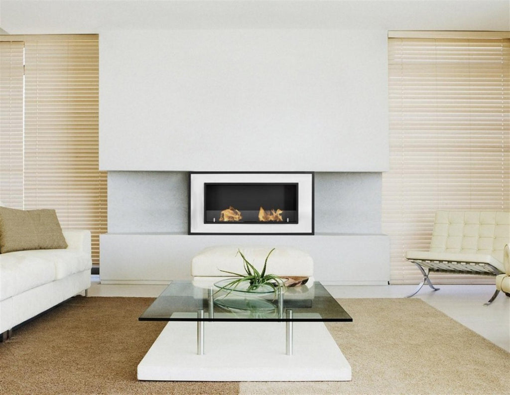 4 Types of Ethanol Fireplaces for Your Modern Living Space